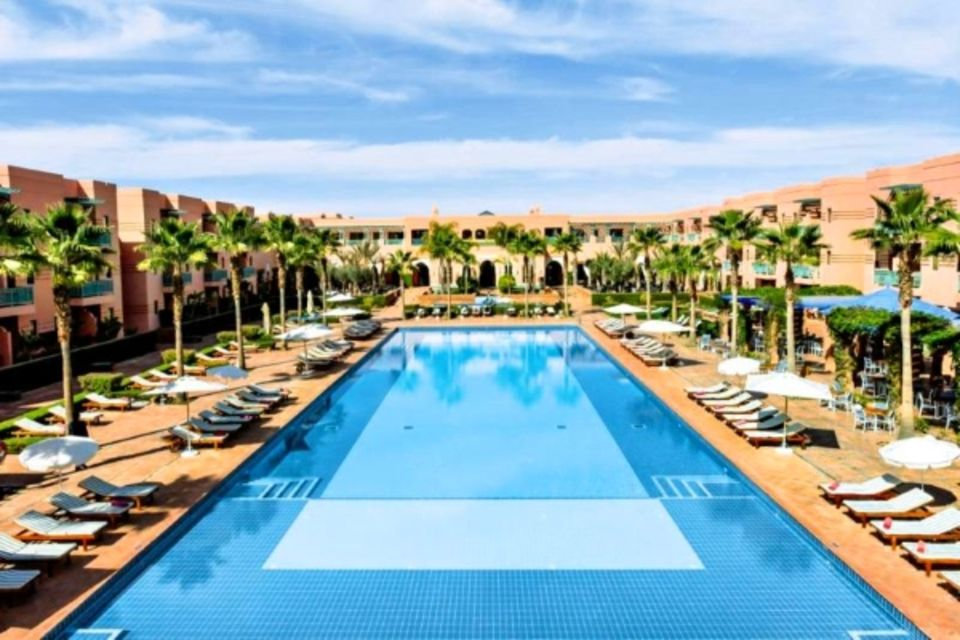 Club FTI Privilège Les Jardins De L'Agdal Hotel & Spa Marrakech & Villes Impériales Maroc