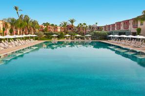 Maroc-Marrakech, Hôtel Iberostar Club Palmeraie Marrakech 4*