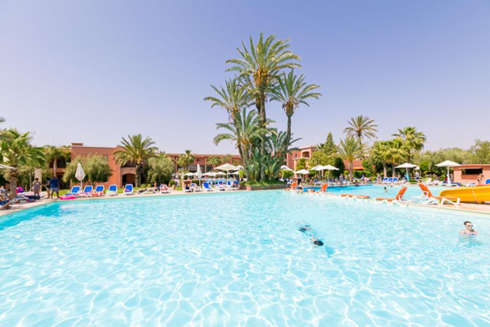 Club Jumbo Atlas Targa Aqua Parc Resort Marrakech & Villes Impériales Maroc