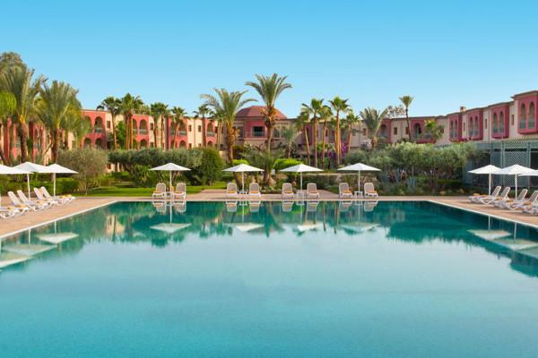 Hotel kappa club iberostar palmeraie marrakech marrakech for Hotels 5 etoiles marrakech
