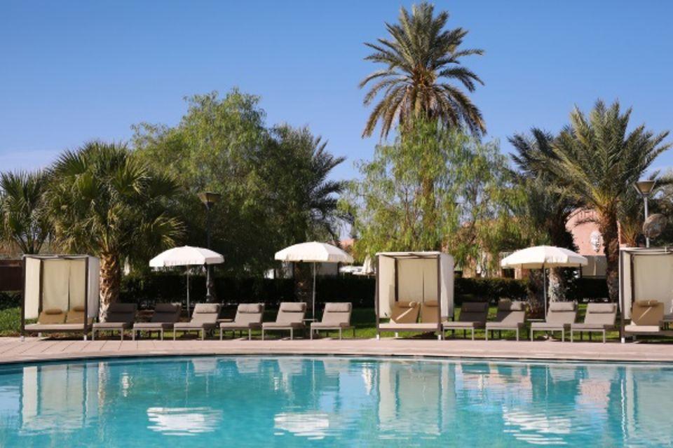 Hôtel Kappa Club Kenzi Club Agdal Medina Marrakech Maroc