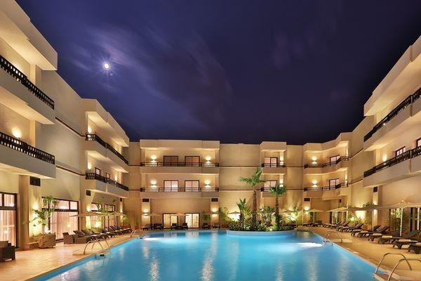 piscine - Kech Boutique Hotel & Spa Hôtel Kech Boutique Hotel & Spa4* Marrakech Maroc