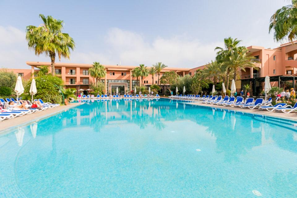 Hôtel Maxi Club Labranda Targa Aqua Parc Marrakech & Villes Impériales Maroc