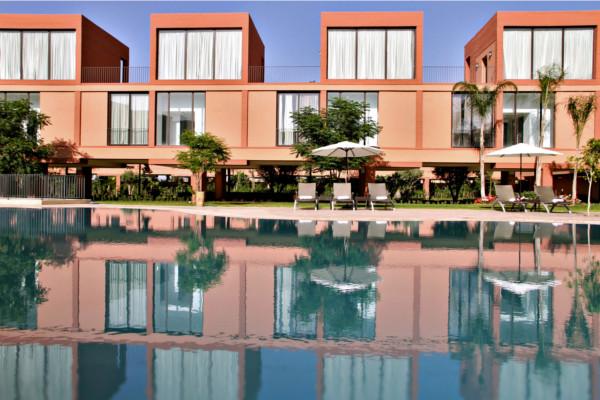 piscine - Rawabi & Spa Hotel Rawabi & Spa4* Marrakech Maroc