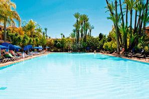Maroc-Marrakech, Hôtel Riu Tikida Garden 4*