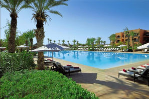 Maroc-Marrakech, Hôtel Sentido Kenzi Menara Palace 5*