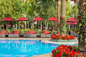 Maroc-Marrakech, Hôtel Sofitel Marrakech Lounge & Spa 5*