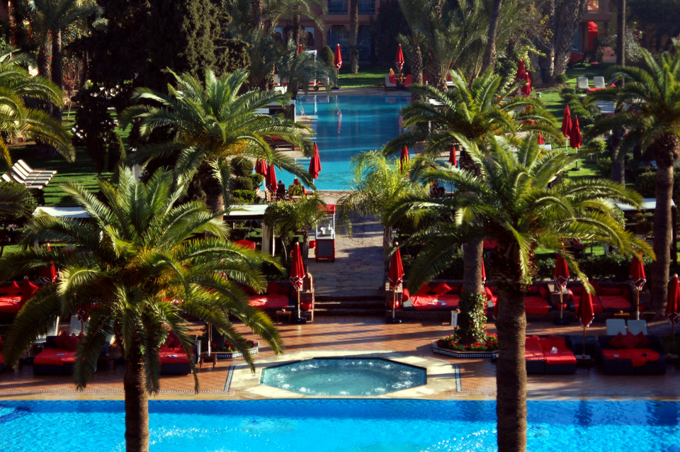Hôtel Sofitel Marrakech Lounge & Spa Marrakech Maroc