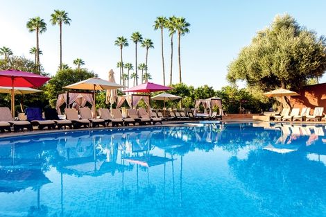 Maroc-Marrakech, Hôtel Tui Sensimar Medina Gardens 4*