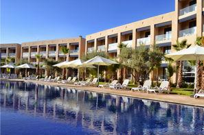 Maroc-Marrakech, Hôtel Wazo 4*