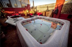 Maroc-Marrakech, Riad Amya 4*