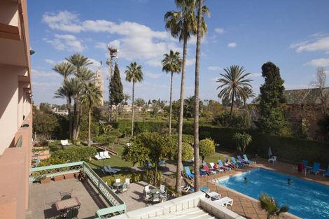 Hôtel Chems Marrakech Maroc