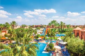 Maroc-Marrakech, Hôtel Maxi Club Labranda Targa Aqua Parc 4*