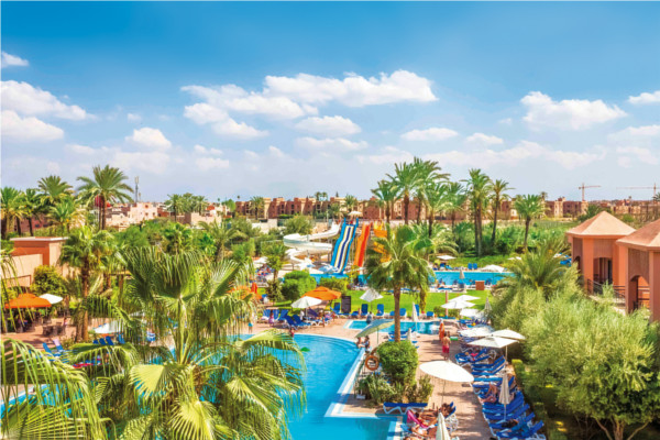 Hotel Maxi Club Atlas Marrakech