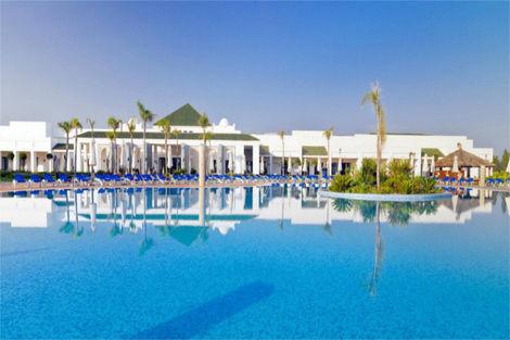 Maroc-Oujda, Club Coralia Iberostar Saïdia 5*