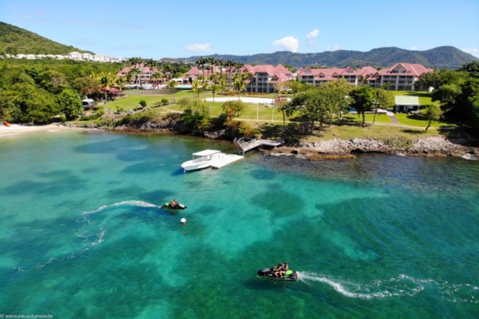 Village Vacances Pierre & Vacances Ste-Luce Iles Grenadines Antilles