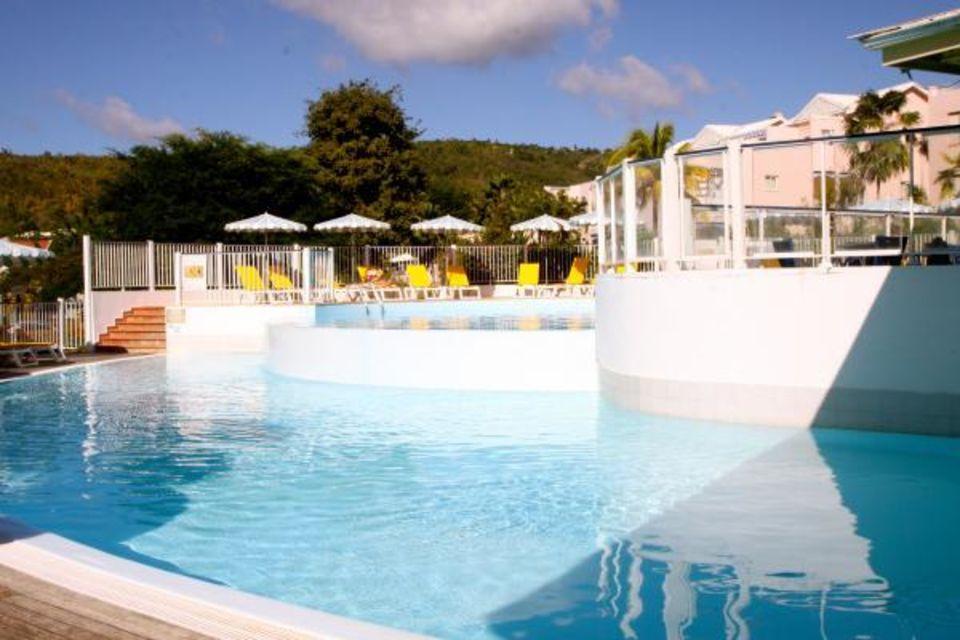 Résidence hôtelière Résidence Caribia Iles Grenadines Antilles