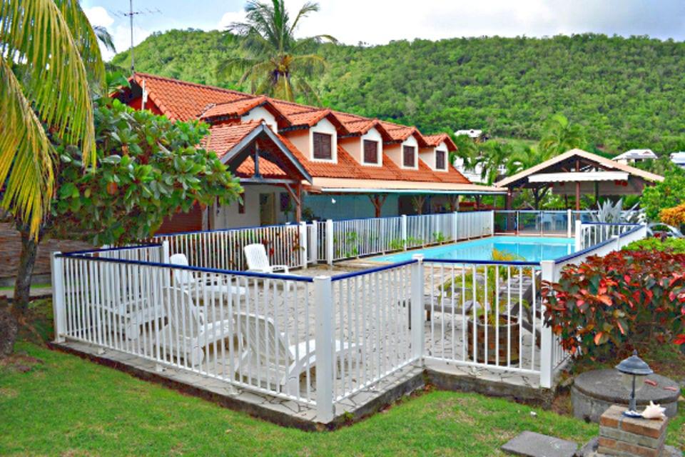 Hôtel Anse Bleue Diamant Martinique