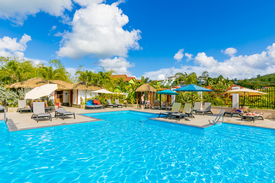Hôtel Bambou Trois-Ilets Martinique