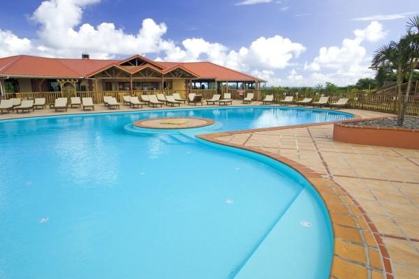 Piscine - Cap Macabou Hotel Cap Macabou3* Fort De France Martinique