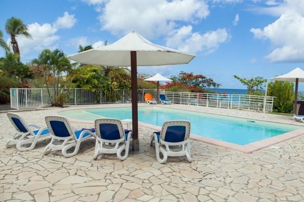 piscine - Corail Résidence Résidence hôtelière Corail Résidence3* Fort De France Martinique