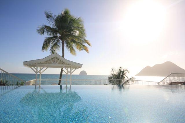 Martinique : Résidence hôtelière Diamant Beach