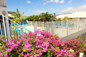 Martinique-Fort De France, Hôtel Karibea Camelia 2*