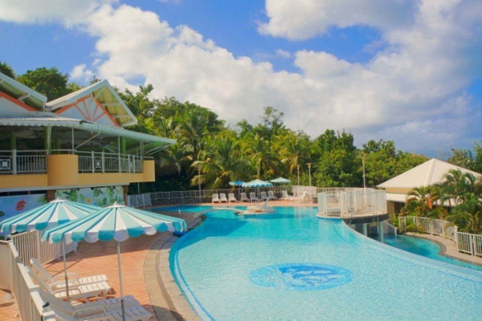 Résidence hôtelière La Goelette Iles Grenadines Antilles