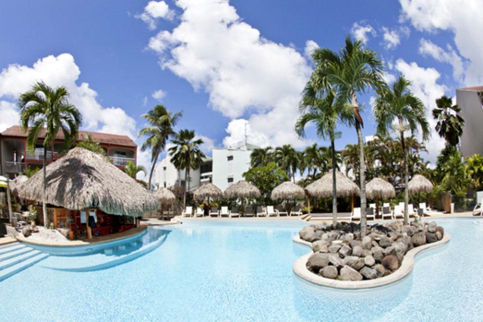 Hôtel La Pagerie Trois-Ilets Martinique