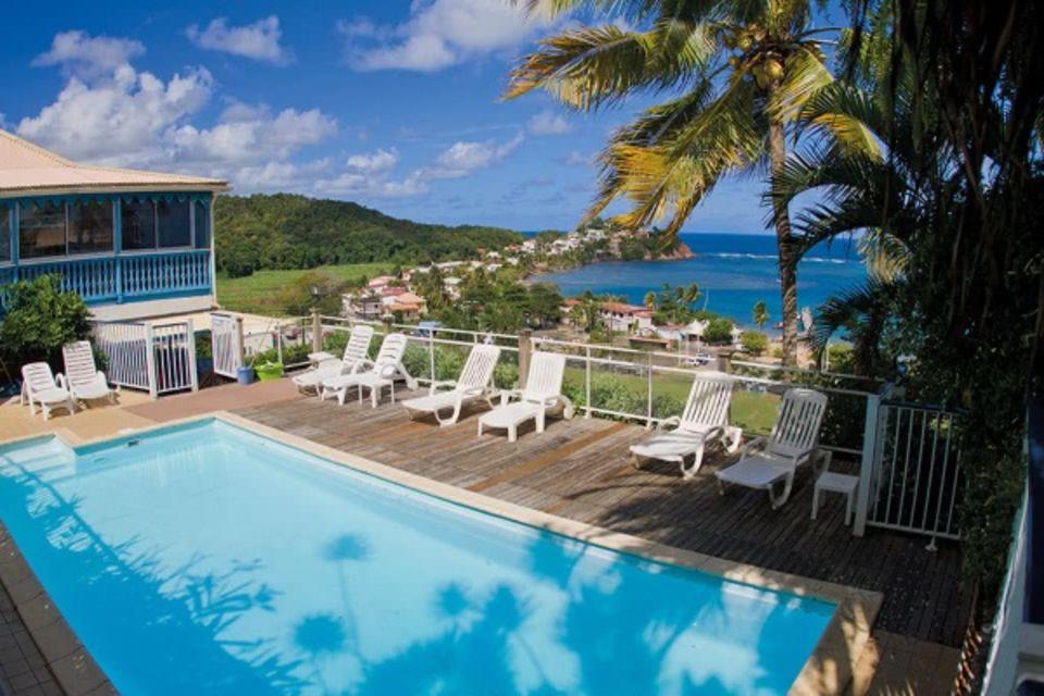 Hôtel Le Manguier Fort De France Martinique