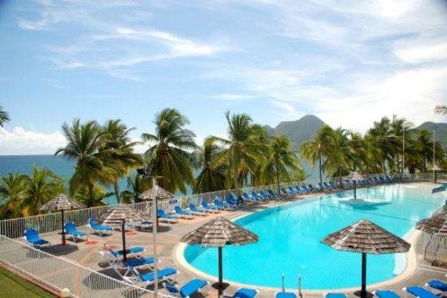 Martinique : Hôtel Résidence Marine Hotel Diamant Location de voiture