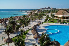 Mexique-Cancun, Hôtel Grand Bahia Principe Coba 5*