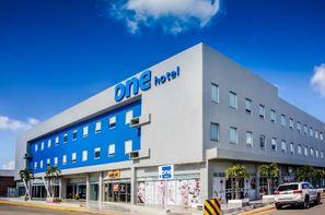 Mexique-Cancun, Hôtel One Playa Del Carmen 3*