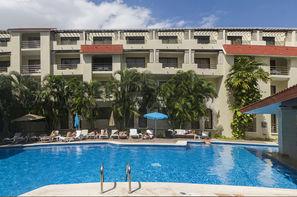 Mexique-Cancun, Hôtel Adhara Hacienda Cancun 4*