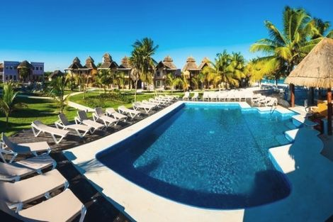 Mexique-Cancun, Club Bravo Club Pavoreal 4*