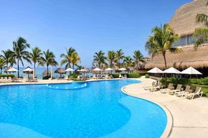 Mexique-Cancun, Club Bravo Club Yucatan Beach 4*