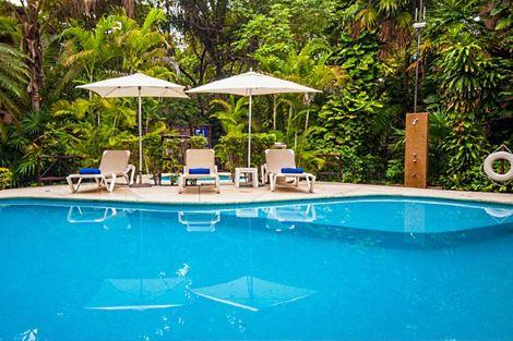 Mexique-Cancun, Hôtel El Tukan 3* sup