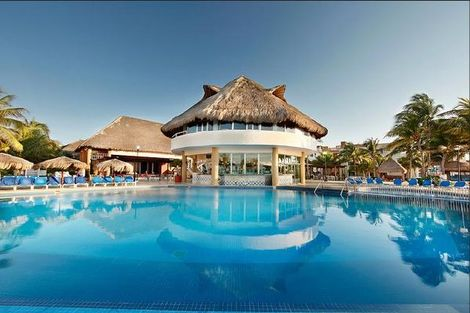 Mexique-Cancun, Club Framissima Viva Wyndham Maya 4*