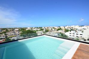Mexique-Cancun, Hôtel Hotelito del Mar 3*