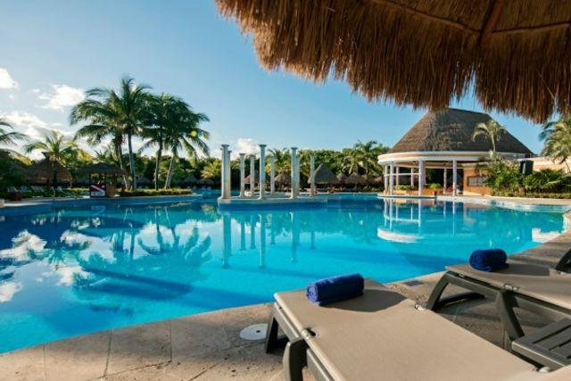 Mexique : Hôtel Iberostar Paraiso Del Mar