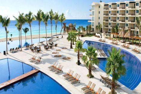 Mexique-Cancun, Club Kappa Club Dreams Riviera Cancun 5*
