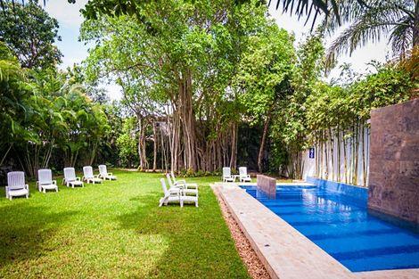 Mexique-Cancun, Hôtel Nina 3*