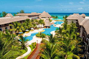 Mexique-Cancun, Hôtel Reef Coco Beach 4*