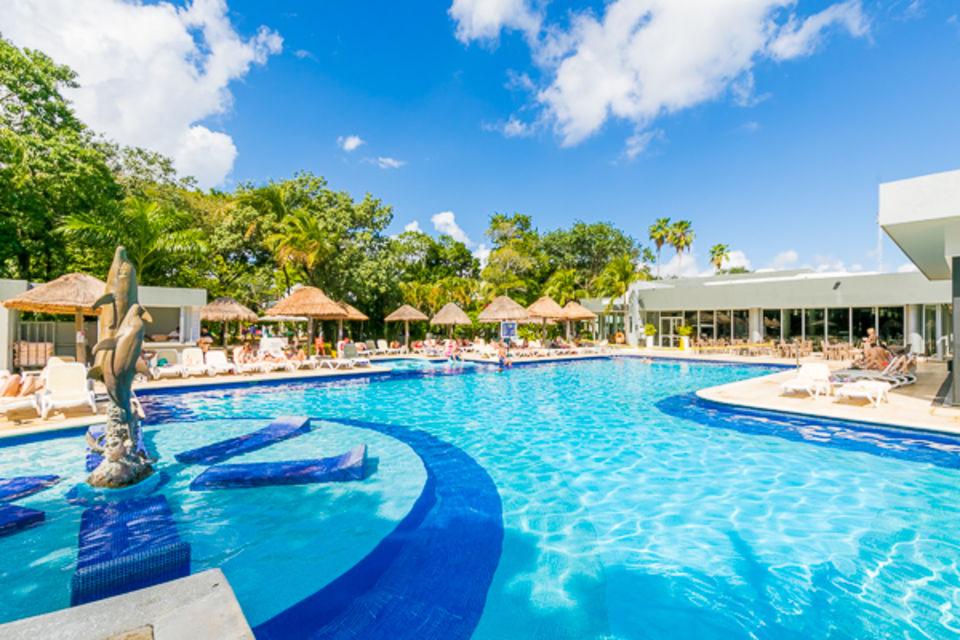 Hôtel Riu Lupita Cancun & Riviera Maya Mexique