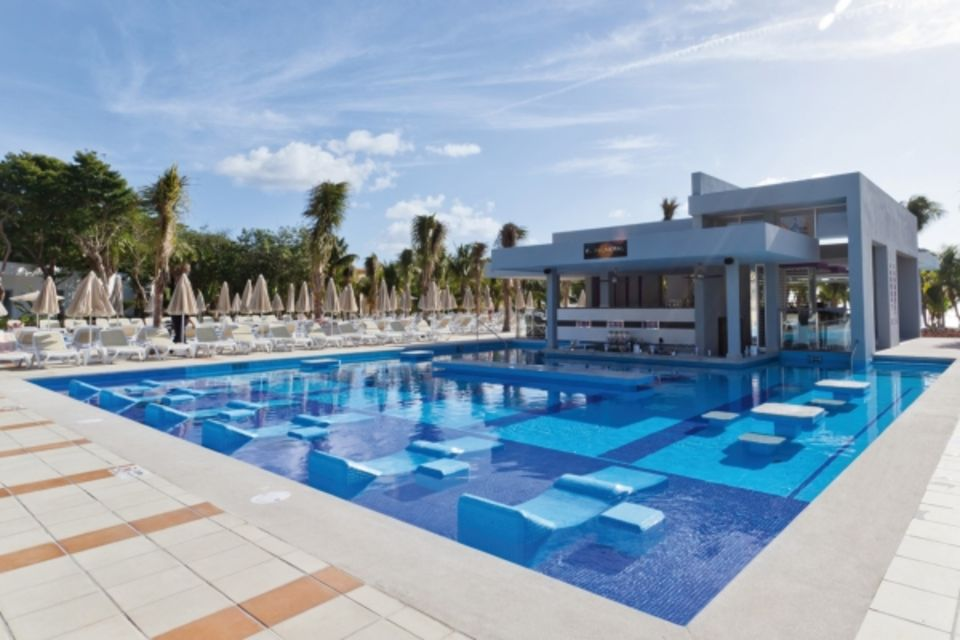 Hotel Riu Palace Mexico Cancun & Riviera Maya Mexique