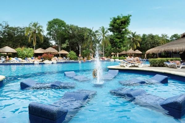 Piscine - Riu Tequila Hôtel Riu Tequila5* Cancun Mexique
