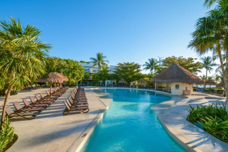 Hôtel Sandos Caracol Eco Resort Cancun & Riviera Maya Mexique