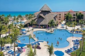 Mexique-Cancun, Hôtel Sandos Playacar Beach Resort 5*