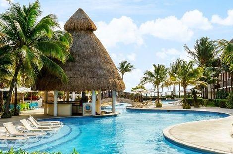 Mexique-Cancun, Hôtel The Reef Coco Beach 4*