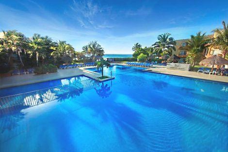 Mexique-Cancun, Hôtel Viva Wyndham Azteca 4*